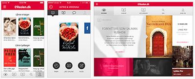 ebog og lydbog app