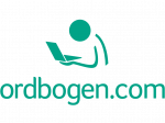 logo ordbogen.com