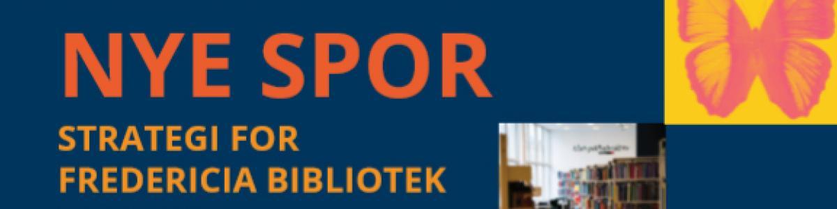 Strategi for Fredericia Bibliotek 2019-2022